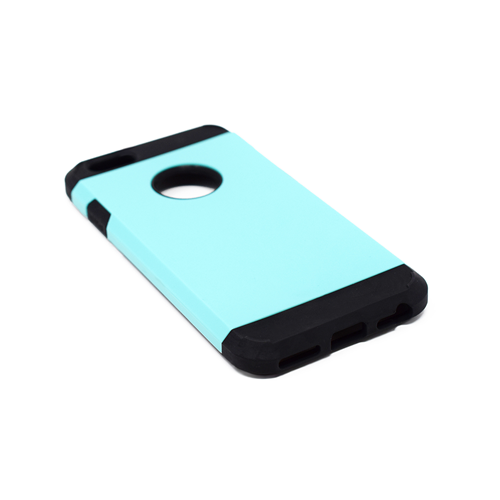 Custodia Posteriore iPhone 6 6s 4.7 Hard Back Cover Shockproof Azzurro
