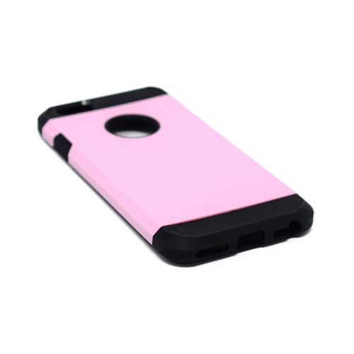 "Custodia Posteriore iPhone 6 6s 4.7"" Hard Back Cover Shockproof Rosa"