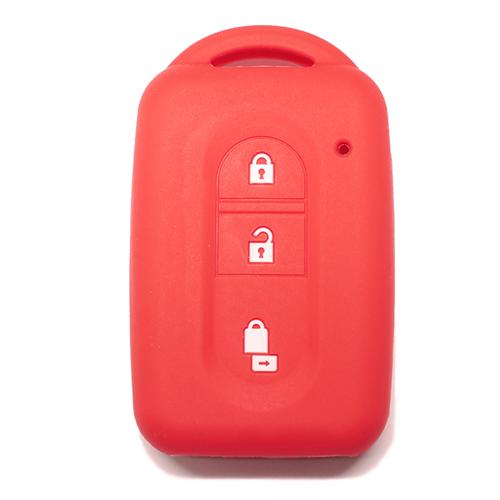 Guscio in Silicone Cover Chiave Telecomando Keyless-Entry Nissan Micra Qashqai